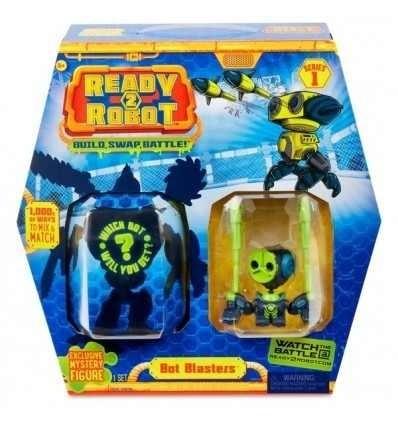 Ready 2- Robô Blasters Com Slime Robo Verde Candide 2201