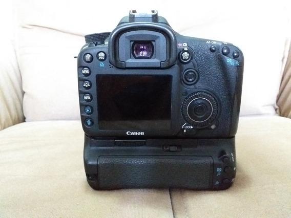 Camera Eos Canon 7d - Aceito Troca Por 6d