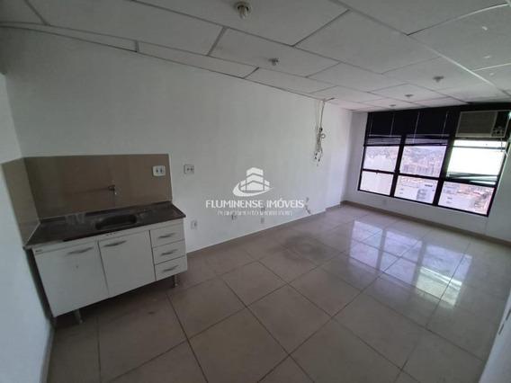 Loja 2 Dormitórios - Centro, Niterói / Rio De Janeiro - Sal21968