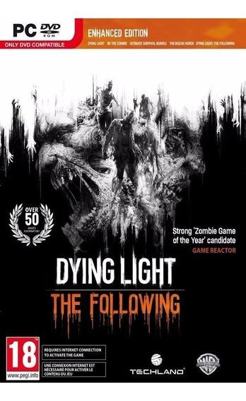 Dying Light Complete Edition ( Mídia Física ) Pc Frete Grati