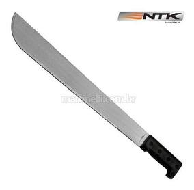 Facão Nautika Matão 45cm Com Bainha Ideal Para Abrir Trilh