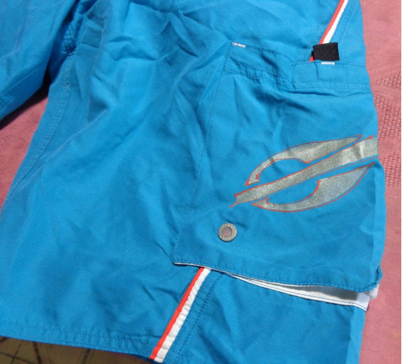 Inmejorable Precio! $ 400 Pantalon Bermuda De Baño Mormaii