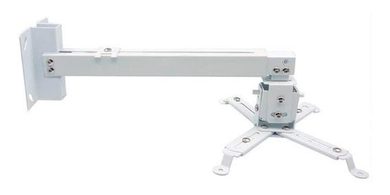 Suporte De Parede Voxtron P/ Projetor Multimida 50 X 100 Cm
