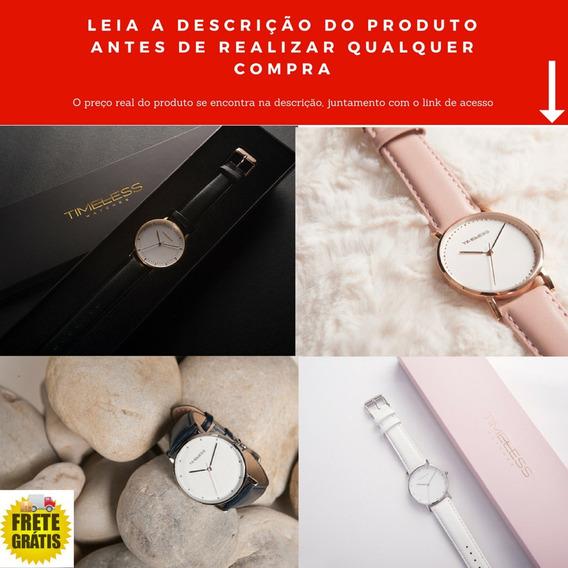 Relógio Timeless Watches - A Prova D