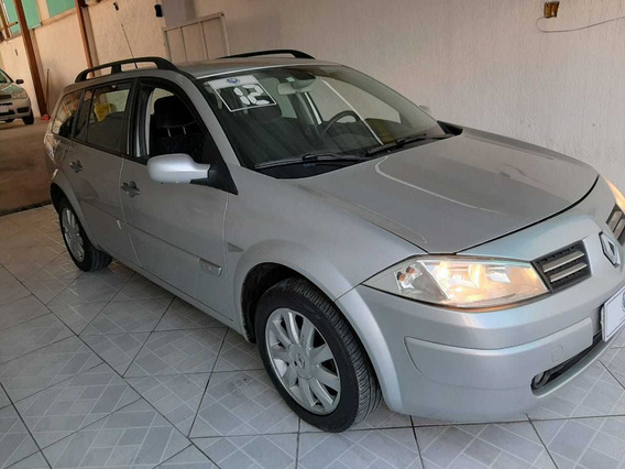 Renault Grand Tuor 1.6 16v Flex 2012