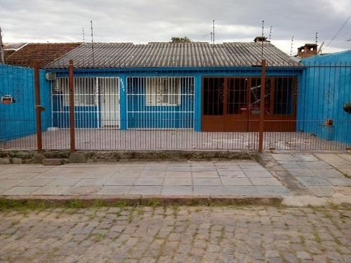 Casa Em Restinga Com 3 Dormitórios - Mi17214