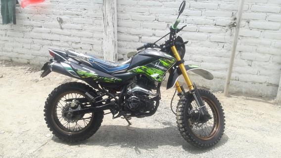 Moto Ronco 250cc