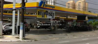 Posto De Gasolina Para Venda No Bairro Zona Sul, 1500 M² - 754