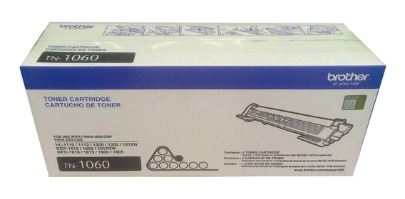 Toner Brother Tn1060 Original Novo