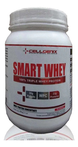 Smart Whey 454g Chocolate - Cellgenix