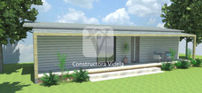 Casa Llaves En Mano Construcción Prefabricada 146 M2