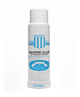 Termo Lumilagro Racing 1 Lt Pico Vertedor - Cc-online