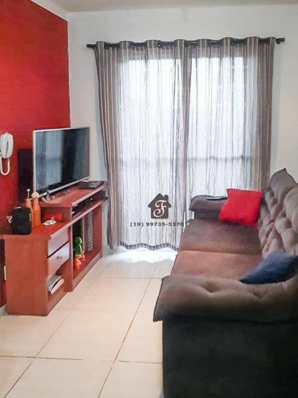 Apartamento À Venda, 47 M² Por R$ 239.700,00 - Parque Prado - Campinas/sp - Ap1441