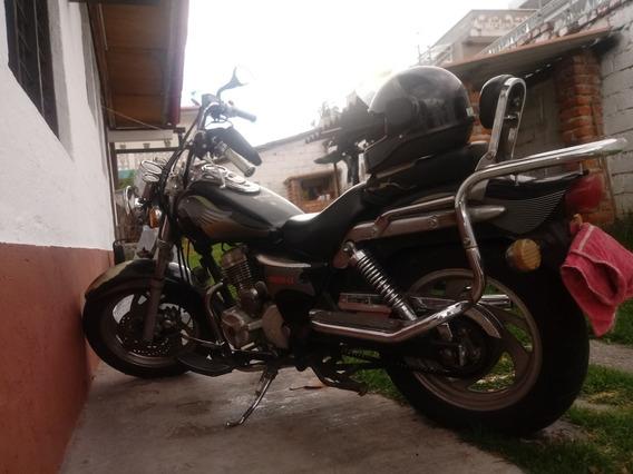 Moto Tipi Harley 150cc Papeles 100% Al Dia. Revision Pasada