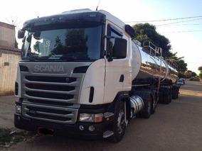 Scania G 400 6x2 Bi-tanque 2012