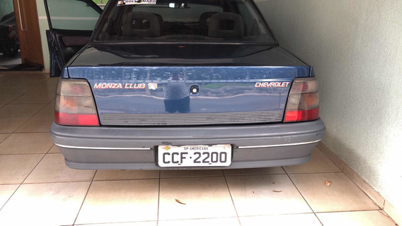 Chevrolet Monza 2.0 Efi Club