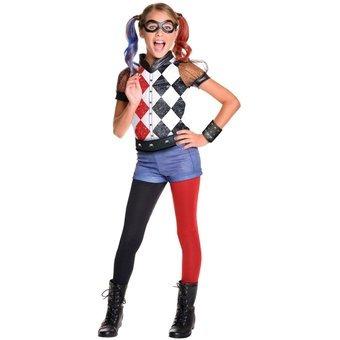 c51f6023a Disfraz Dc Superhéroes Deluxe Harley Quinn Escuadrón Suicida