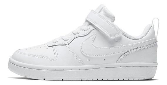 Zapatillas Nike Court Borough Low Niños Tienda Oficial Dash
