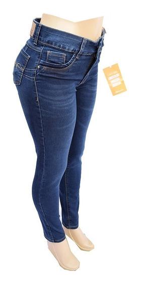 Calça Jeans Feminina Sawary Levanta Bumbum Vários Modelos