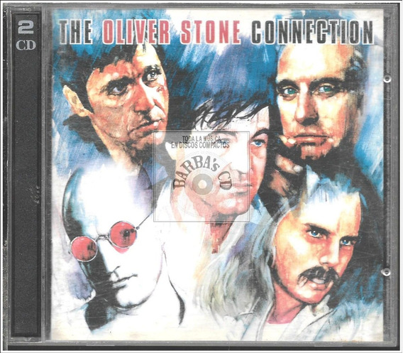 The Oliver Stone Connection - 2 Cds ( Promo )