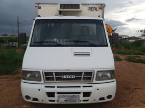 Iveco Daily Chassi 35-13 Turbo Diesel Com Baú Refrigerado
