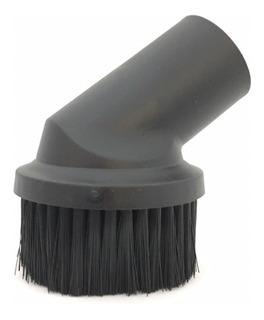 Cepillo Redondo Accesorio Italiano D.32 Mm Para Aspiradora