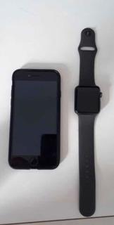 iPhone 7 256 Gb E Apple Watch 3 42 Mm