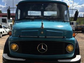 Mercedes-benz 1111 1969 Mecânica Do 1113