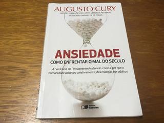 Livro Ansiedade Como Enfrentar O Mal Do Século - Frete R$ 13