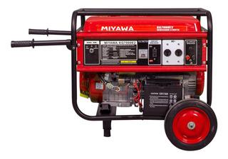 Generador Eléctrico 6000w Trifasico Miyawa