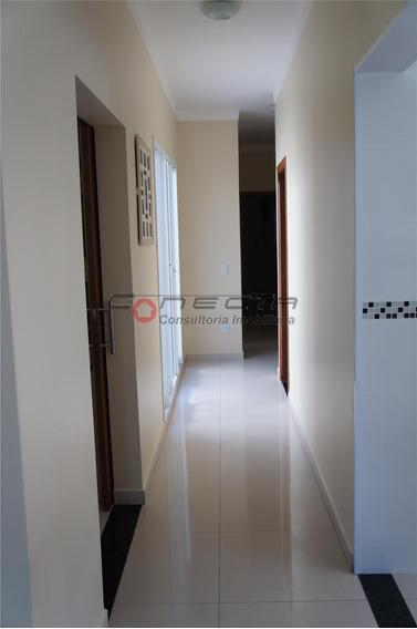 Casa A Venda Em Condomínio Fechado De Paulínia. - Ca0065
