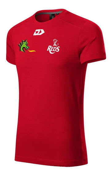 Remera De Los Reds - Rugby Algodon Premium