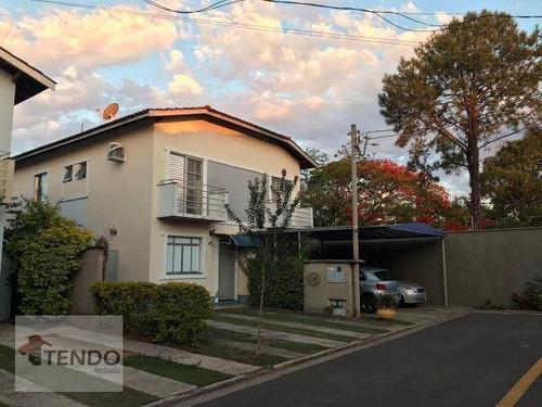 Imagem 1 de 21 de Ino02- Sobrado 96 M² - Venda - 3 Dormitórios - 1 Suíte - Village Milioni - Salto/sp - So0367