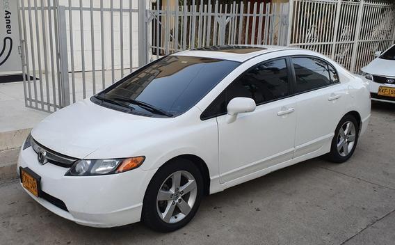 Honda Civic Ex - Edicion Limitada Full