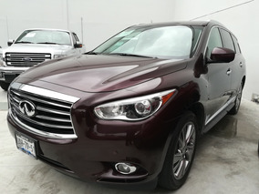 Infiniti Qx60 3.5 Perfection 2015 Seminuevos
