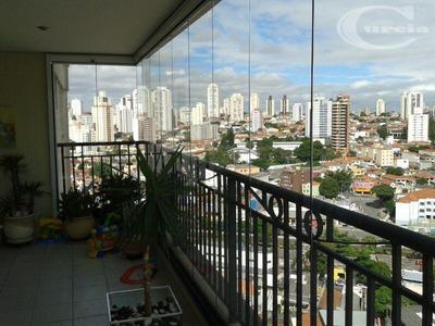 Apartamento Residencial À Venda, Vila Mariana, São Paulo. - Ap1604