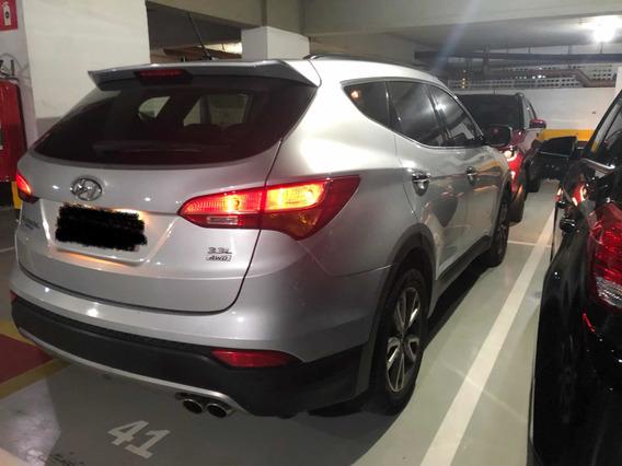Hyundai Santa Fe 3.3 5l 4wd Aut. 5p 2014