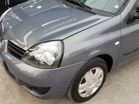 Renault Clio Authentique Pack 2010 Anticipo $100.000 Y Cuota