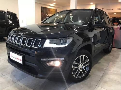 Jeep Compass Sport 2021 At6 2.4 Plan Empleados (anticipo)