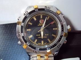 Relógio Shark Sport Quartz Série Tubarão