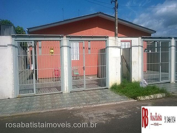 Casa / Sobrado Com 3 Dormitório(s) Localizado(a) No Bairro Estância Velha Em Canoas / Canoas - C115