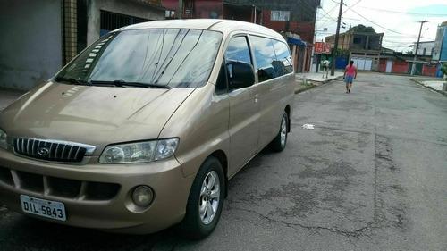 Hyundai H1 2001 2.5 Hsv 4p