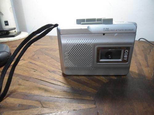 Walkman Coby Cx-r60 - Para Reparo Ou Peças