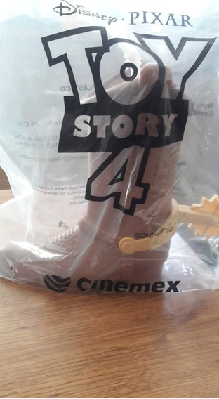 Termo Bota Woody Toy Story 4 Cinemex
