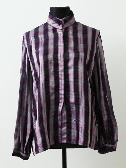 Camisa Cuadrille Marca Pancaldi & B - Envios