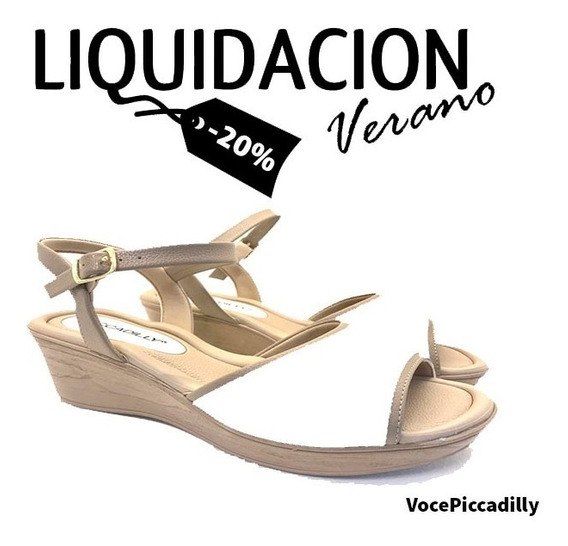 Sandalias Piccadilly Mujer Taco Chino 540267 Vocepiccadilly