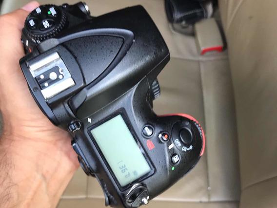 Câmera Dslr Nikon D810