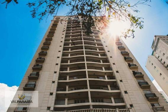 Cobertura Com 3 Dormitórios À Venda, 260 M² Por R$ 1.450.000 - Jardim Esplanada - São José Dos Campos/sp - Co0012