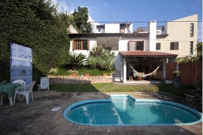 Casa Em Chácara Das Pedras, Porto Alegre/rs De 165m² 5 Quartos À Venda Por R$ 1.400.000,00 - Ca181121