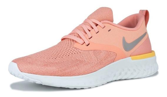 Tenis Nike Odyssey React Flyknit 3 Mujer Ah1016-602